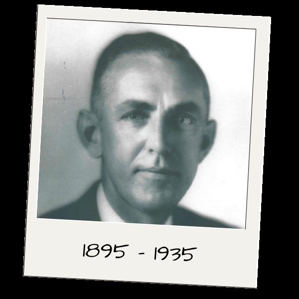 James C. Ruff 1895 to 1935